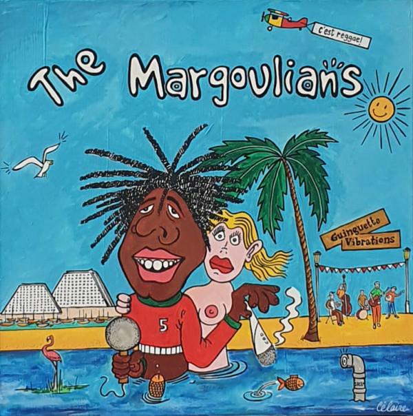 The Margoulians - Guinguette Vibrations (2021)