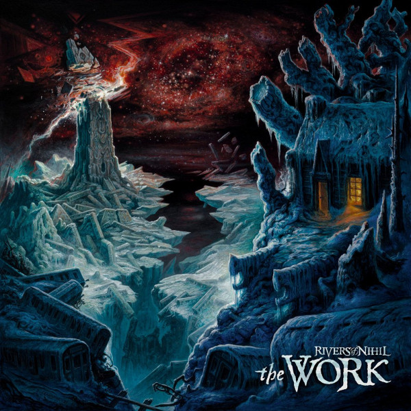 Rivers of Nihil, The Work, nouvel album, nouvelle vidéo, The Void from Which No Sound Escapes, 2021, metal, prog