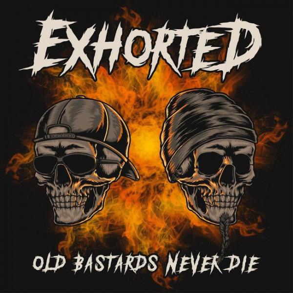 Exhorted, nouvel album, Old Bastards Never Die, 2021, nouveau titre, Open Your Eyes
