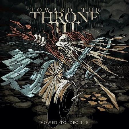 toward the throne, nouvel album, Vowed to Decline, 2021, nouveau titre, The Ashes of Pain, Progressive Melodic Death Metal