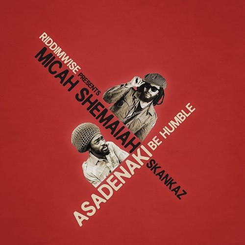 Artwork Micah Shemaiah Meets Asadenaki - Riddim Wise
