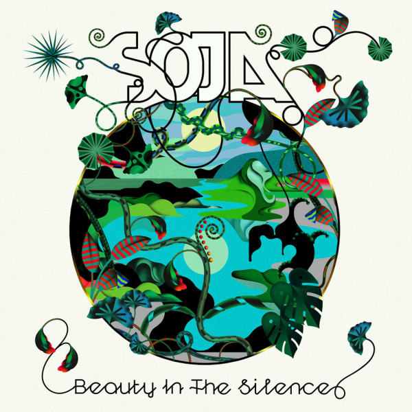 SOJA - Beauty In The Silence (2021) artwork