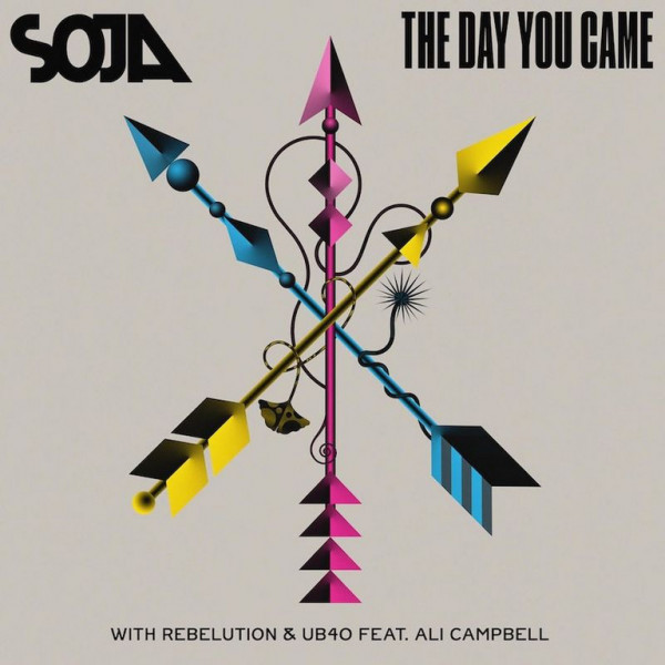 SOJA – The Day You Came (With Rebelution & UB40 Feat. Ali Campbell) single