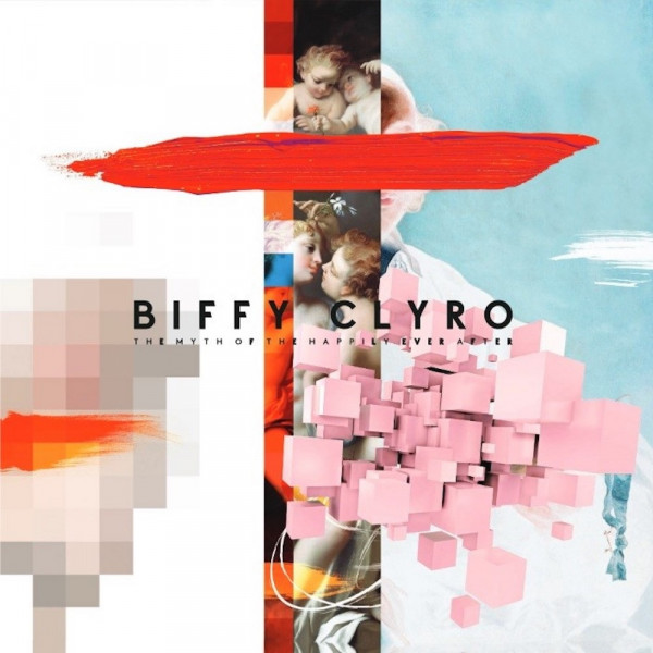 biffy clyro, the myth of the happily ever after, rock, album
