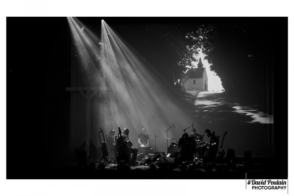 Amenra, concert, La Cigale, 2021