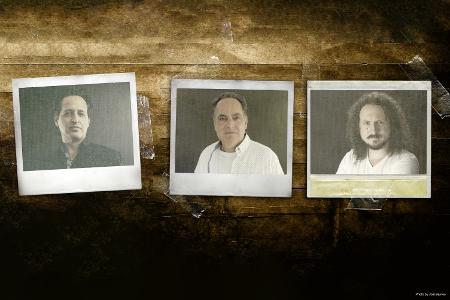 Neal Morse, Ross Jennings, Nick D'Virgilio, Spock's Beard, Transatlantic, Big Big Train, Haken