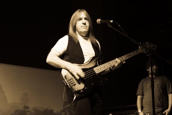 Trevor Bolder Uriah Heep