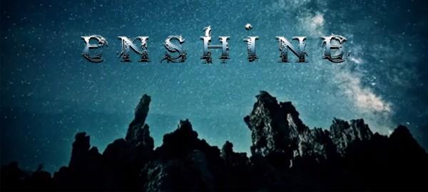 enshine, origin, new album 2013 with fractal gates/inborn suffering & atoma/ex-slumber members