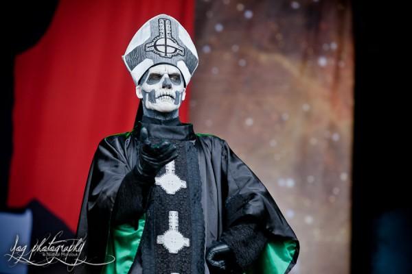 Ghost Papa Eremitus II
