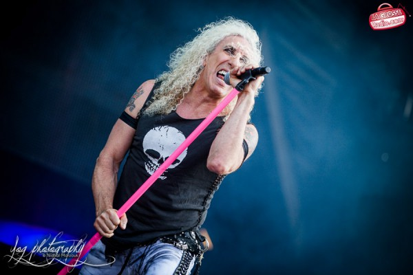 Twisted Sister, Hellfest, Main Stage, Clisson, Dee Snider