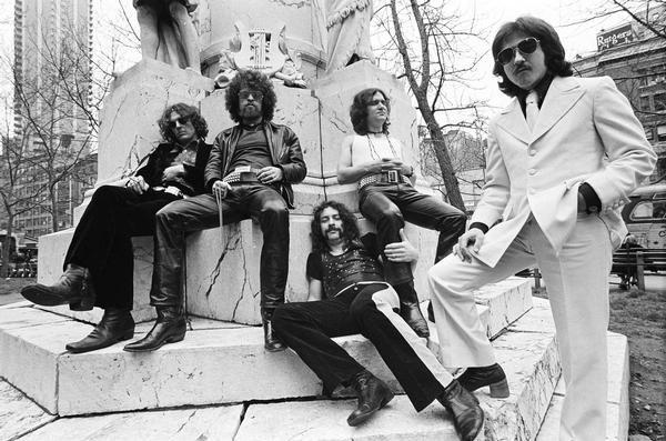 Blue Öyster Cult 1981