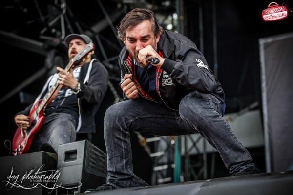 Mass Hysteria, Hellfest, Clisson, Main Stage, Mouss, Yann, Chanteur, Guitariste