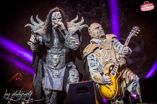 Lordi, Hellfest, Main Stage, Clisson, Mr Lordi