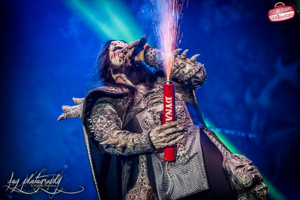 Lordi, Hellfest, Clisson, Main Stage