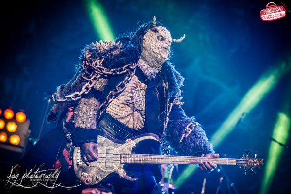 Lordi, Hellfest, Main Stage, Clisson, Ox, Bassiste
