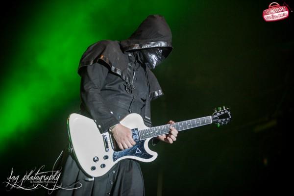 Ghost, Nameless Ghoul, Hellfest 2013, la Grosse Radio