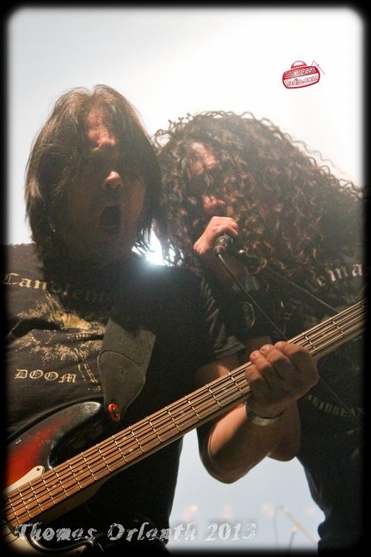 Candlemass Leven Hellfest 2013