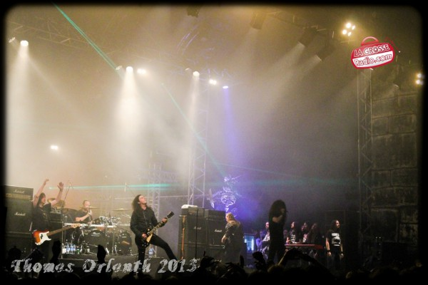 Candlemass Hellfest 2013