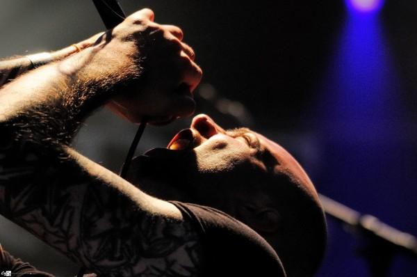 Regarde les hommes tomber, Hellfest 2013