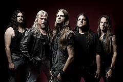 Iced Earth, new line-up 2011