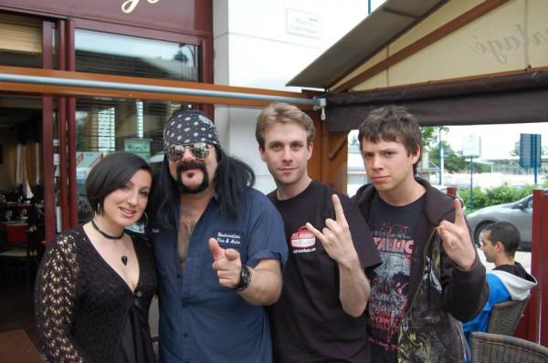 Vinnie Paul, La Grosse Radio Metal, interview, Vauréal