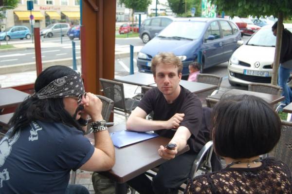 Interview Vinnie Paul La Grosse Radio