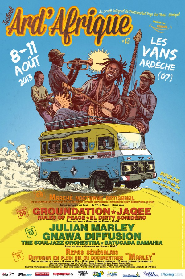festival Ard'afrique