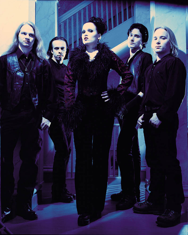 Nightwish 1998 flashback oceanborn