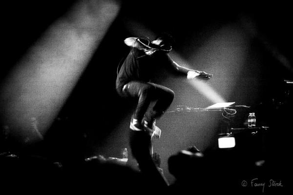 Deftones, live report, Paris, Zénith, 2013,