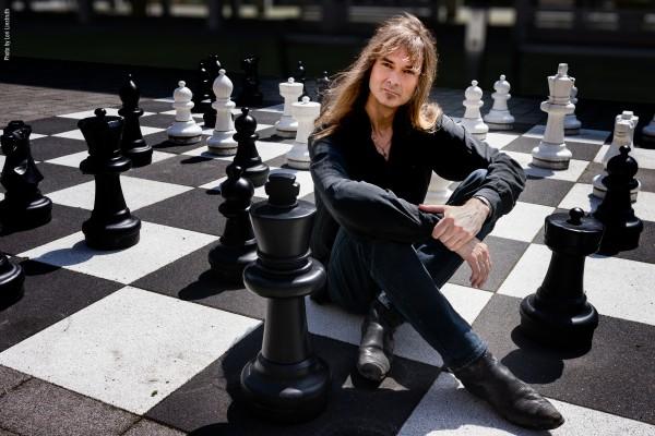 Arjen Lucassen chess 2013 Ayreon