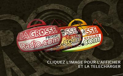 Fond d'écran officiel de La Grosse Radio