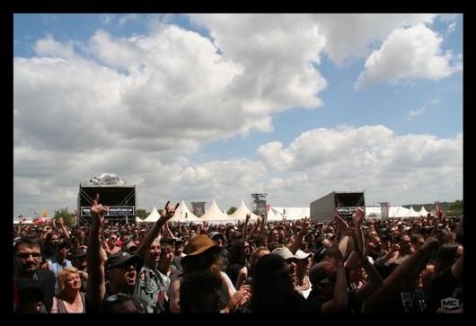 HellFest 2009 - Photo de Mika
